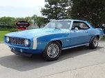 1969 Chevrolet Camaro  for sale $230,000