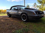 1985 Mustang GT Conv  for sale $13,500