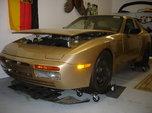 1987 Porsche 944  for sale $8,000