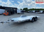 2020 Legend 7x20 All Aluminum Tilt Car Hauler #7380