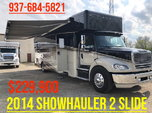2014 Showhauler 2 Slide  for sale $229,900