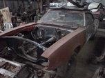 1968 Pontiac Firebird  for sale $8,500