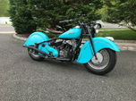 1947 Indian Chief Motorcycle  for sale $19,500