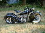 1941 Indian Sport Scout  for sale $10,000