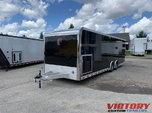 2021 inTech 28' Aluminum Race Trailer for Sale
