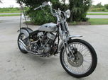 1961 HD PANHEAD  for sale $6,500