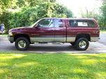 Dependable 2000 Dodge Ram 4x4 Laramie SLT Quad Cab Pickup  for sale $2,890