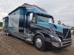 2018 Haulmark Status 45' Tandem Axle Super C Motorcoach  for sale $319,999