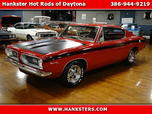 1967 Plymouth Barracuda  for sale $27,900
