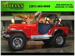 1977 Jeep CJ5  for sale $22,000