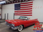 1960  cadillac   Series 62 Convertible  for sale $62,500
