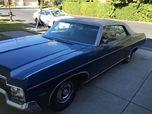 1970 Chevrolet Impala  for sale $13,500