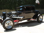 1931 Ford Model A Coupe Supercharged - $29,500