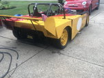 SCCA B sports racer