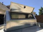 Aluminum Truck Storage Box  for sale $750