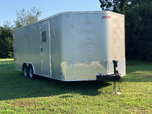 Pace Journey 20 ft Enclosed Trailer  for sale $4,500