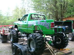 S-10 MUD TRUCK  for sale $9,800