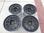 Forgeline GA3R 18x10 Mustang fitment   for sale $2,000