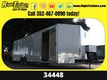 2022 8.5x28 Continental Cargo Trailer