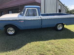 1966 Ford F-100  for sale $7,100