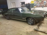 1969 Pontiac GTO  for sale $37,500