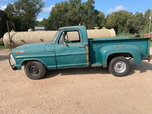 1969 Ford F-100  for sale $2,500