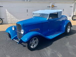 1932 Ford Roadster Street Rod  for sale $39,500