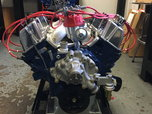 Ford 351C Stroker Complete Engine 404cuin. SBF Mustang JE Sc  for sale $8,995