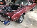 1969 Chevrolet Camaro  for sale $14,500