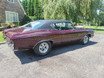 68 Chevelle 396/4speed  for sale $39,500