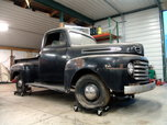 1950 Ford F1  for sale $7,900