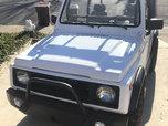 Suzuki Samurai  for sale $5,200