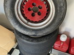 Ronal Magnesium Wheels  for sale $1,000