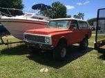 1972 Chevrolet                                          Blazer  for sale $7,500