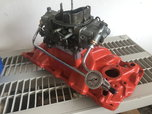 Edelbrock Performer RPM SBC Intake Manifold 750 Holley  for sale $295