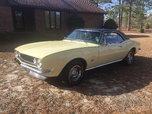 1967 Chevrolet Camaro  for sale $38,500