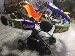 100cc ckr jr kart  for sale $1,200