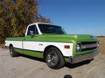 1969 Chevrolet C10 Pickup  for sale $28,500