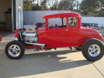 1930 Ford 5 window Coupe  for sale $34,900