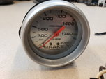 Autometer Ultralight Brake Pressure gauge and wiring  for sale $40