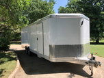 2011 Featherlite 4926 perfectfit car trailer-24ft/8.5ft  for Sale $17,200