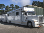 2005 Showhauler with Stacker Trailer  for sale $120,000