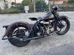 1938 Harley-Davidson EL KNUCKLEHEAD  for sale $15,900