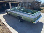1974 Chevrolet El Camino  for sale $8,000