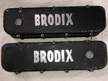 BRODIX BIG BLOCK Chevy Valve Covers  for sale $200