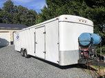 1997 haulmark 26' car/toy hauler  for sale $7,500