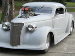 37 CHEVY PRO MOD CPE  for sale $25,000