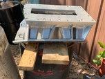 Davis sheet metal intake  for sale $500
