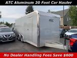 2015 ATC 20FT Car Hauler  for sale $20,000