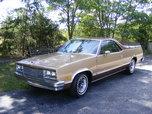 1985 Chevrolet El Camino  for sale $14,000